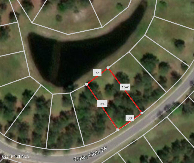 1032 Crosby Circle, Sunset Beach, North Carolina 28468, ,Residential land,For sale,Crosby,100180155
