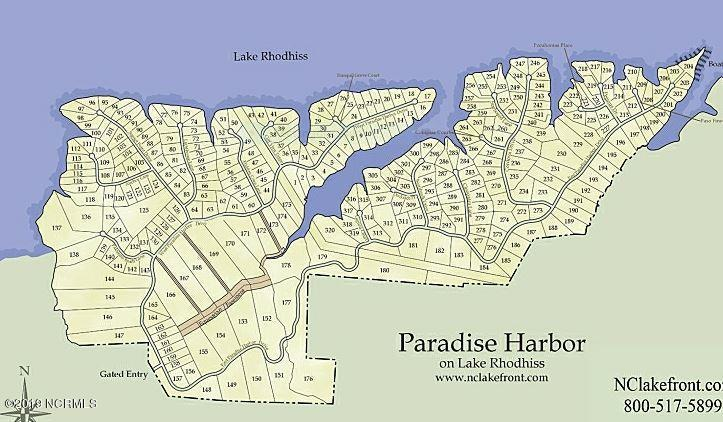 2262 Paradise Harbor Drive, Connelly Springs, North Carolina 28612, ,Wooded,For sale,Paradise Harbor,100180426