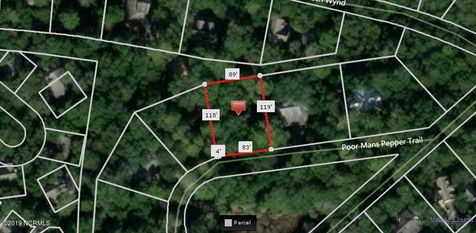 9 Poor Mans Pepper Trail, Bald Head Island, North Carolina 28461, ,Residential land,For sale,Poor Mans Pepper,100180773