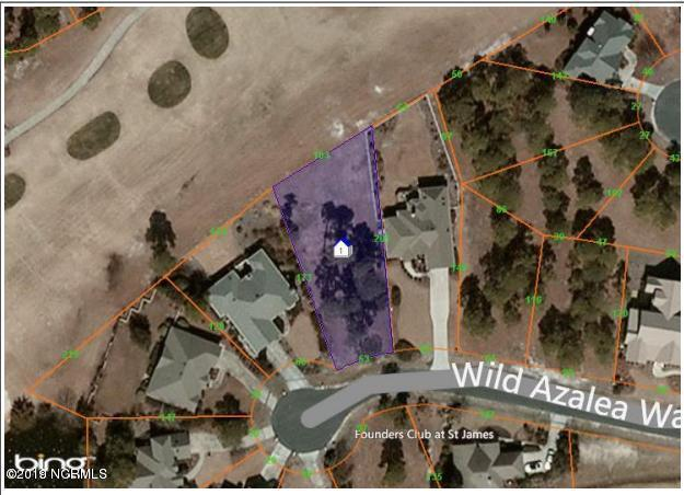 3150 Wild Azalea Way, Southport, North Carolina 28461, ,Residential land,For sale,Wild Azalea,100181386