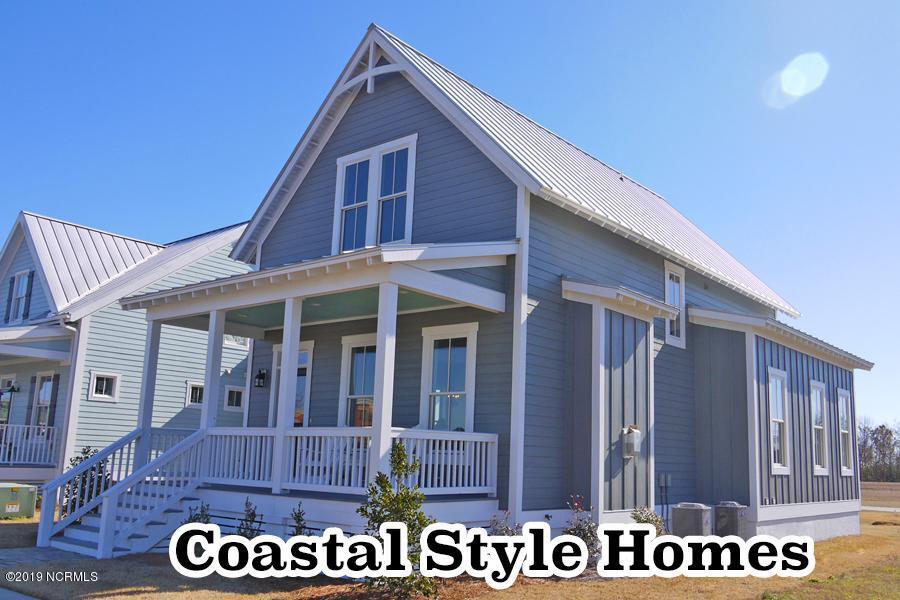 206 Ward Road, Swansboro, North Carolina 28584, ,Residential land,For sale,Ward,100182297
