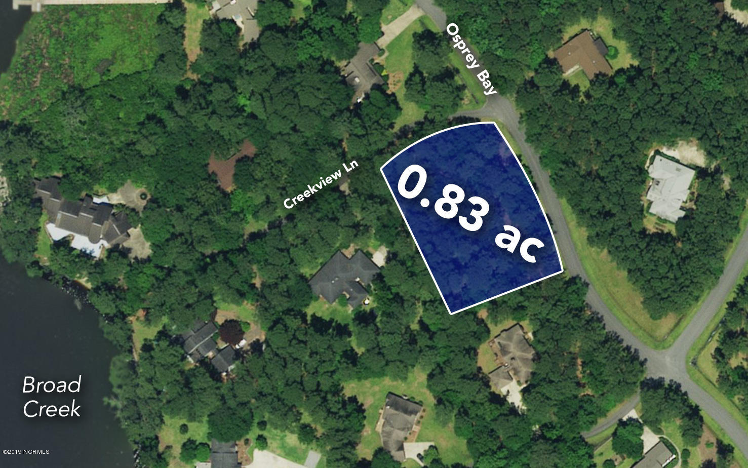 0 Osprey Lane, Washington, North Carolina 27889, ,Residential land,For sale,Osprey,100181848