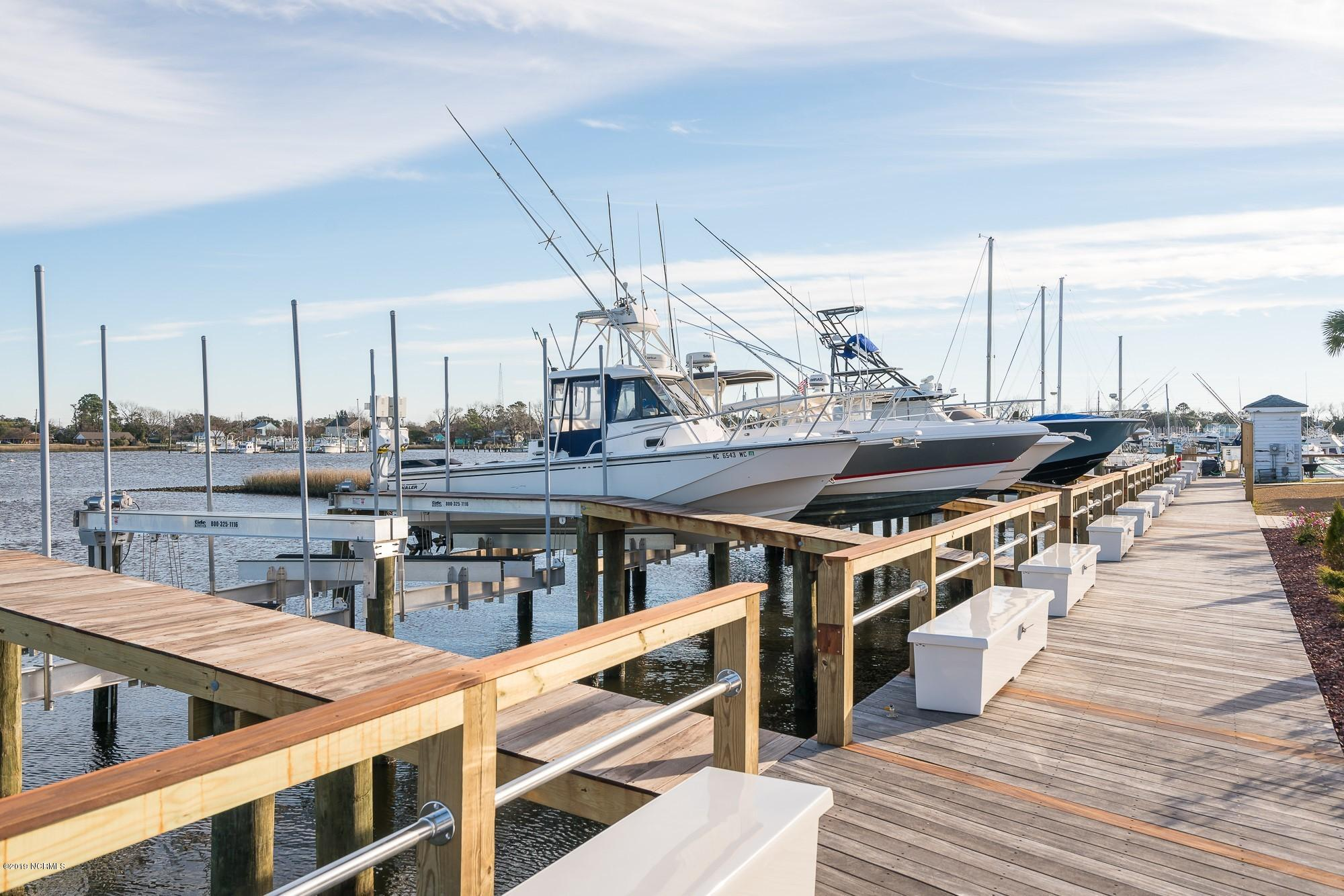 114 Town Creek Drive, Beaufort, North Carolina 28516, ,Wet,For sale,Town Creek,100153697