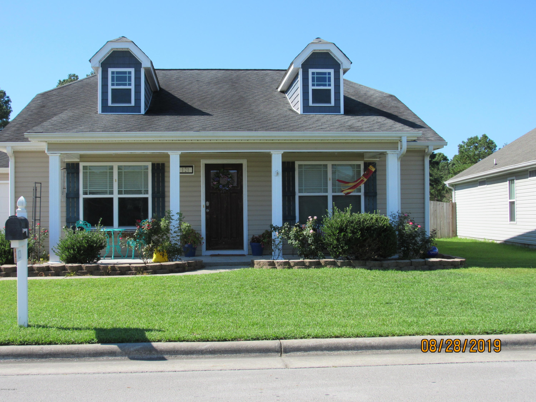 121 Craftsman Drive, New Bern, North Carolina 28562, 3 Bedrooms Bedrooms, 6 Rooms Rooms,2 BathroomsBathrooms,Single family residence,For sale,Craftsman,100182565