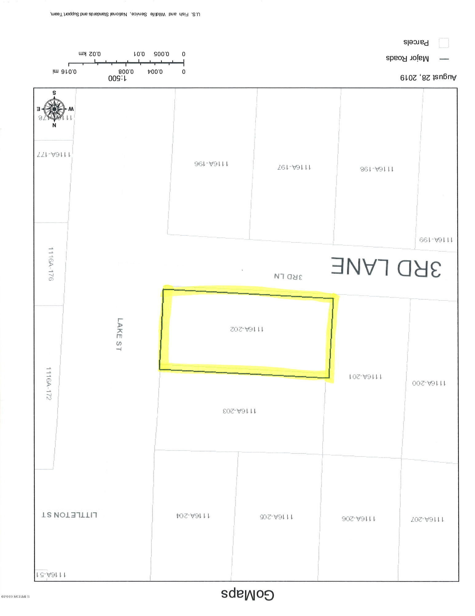 L19 Lake Drive, Midway Park, North Carolina 28544, ,Residential land,For sale,Lake,100183143