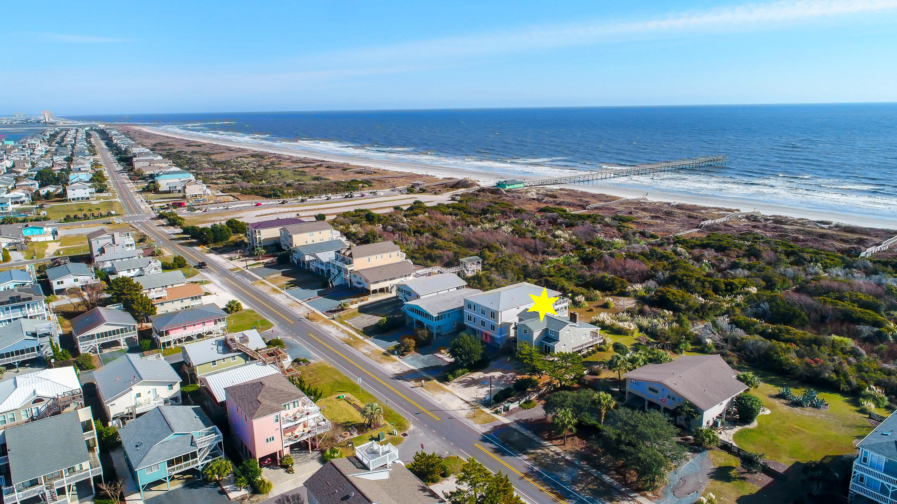307 Main Street, Sunset Beach, North Carolina 28468, 4 Bedrooms Bedrooms, 7 Rooms Rooms,4 BathroomsBathrooms,Single family residence,For sale,Main,100184109