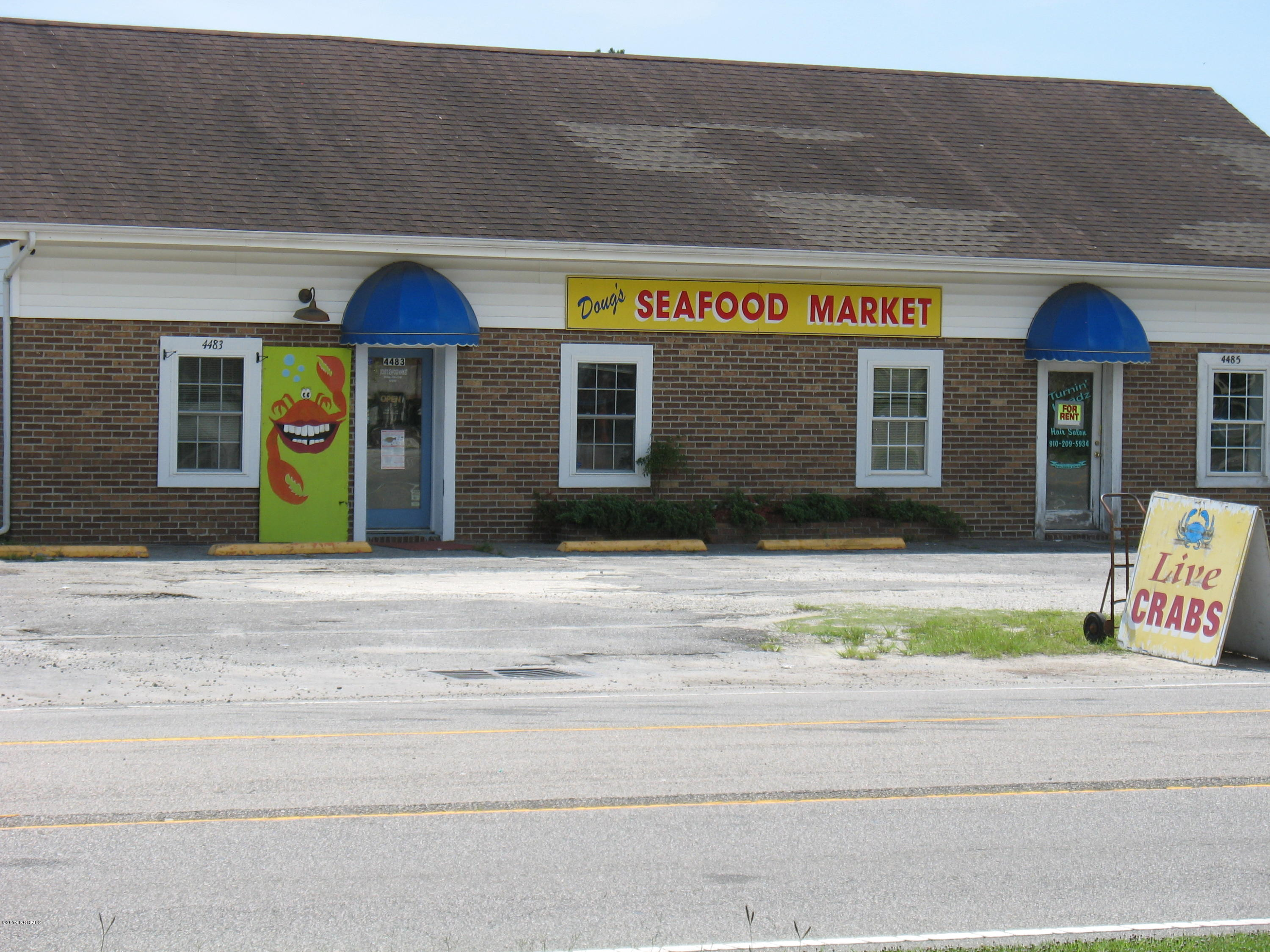 4479 Main Street, Shallotte, North Carolina 28470, ,Commercial/industrial,For sale,Main,100183633