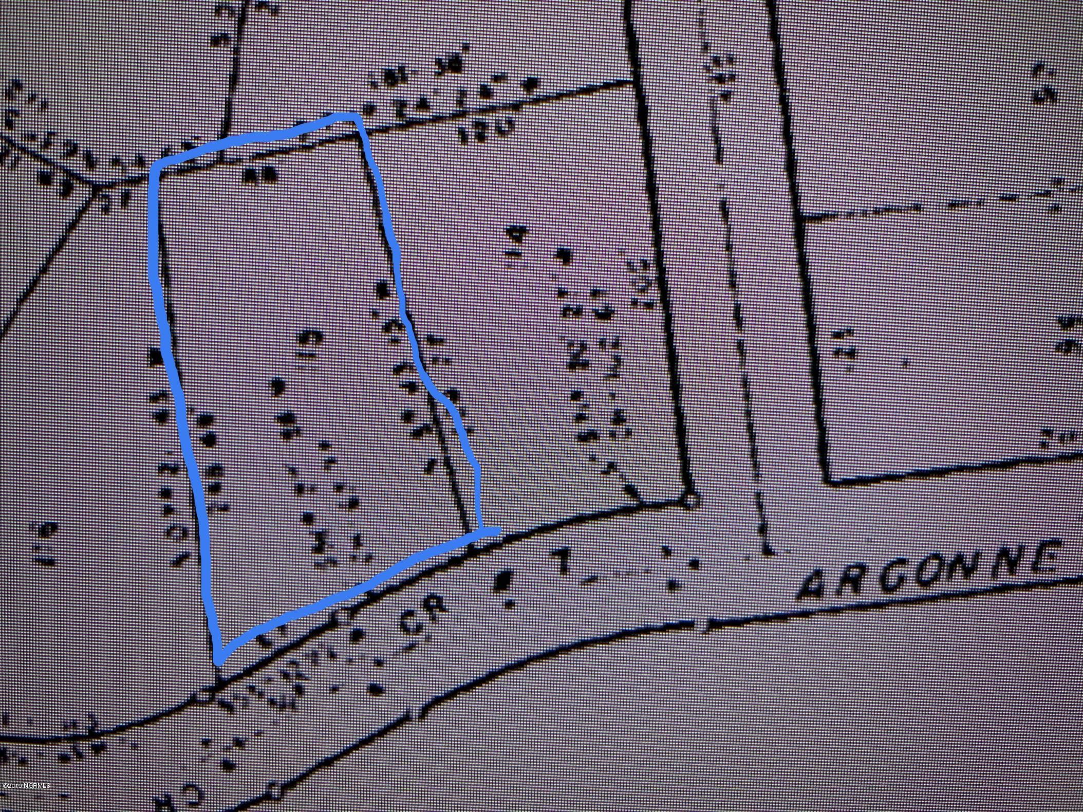 491 Argonne Road, Boiling Spring Lakes, North Carolina 28461, ,Residential land,For sale,Argonne,100184310