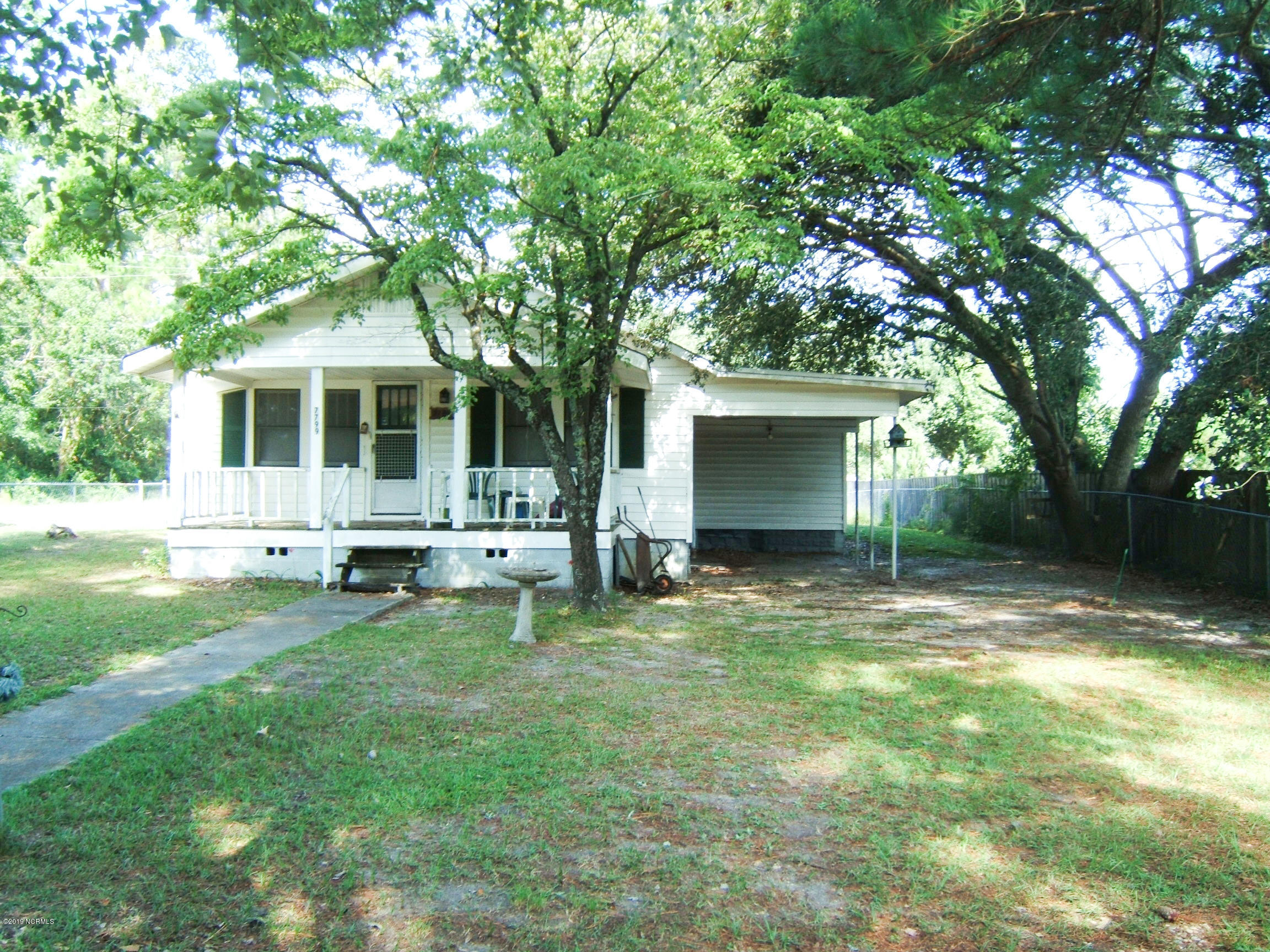 7799 Alexander Road, Wilmington, North Carolina 28411, 2 Bedrooms Bedrooms, 6 Rooms Rooms,1 BathroomBathrooms,Single family residence,For sale,Alexander,100184004
