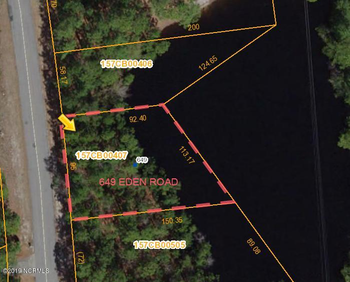 649 Eden Road, Boiling Spring Lakes, North Carolina 28461, ,Residential land,For sale,Eden,100185367