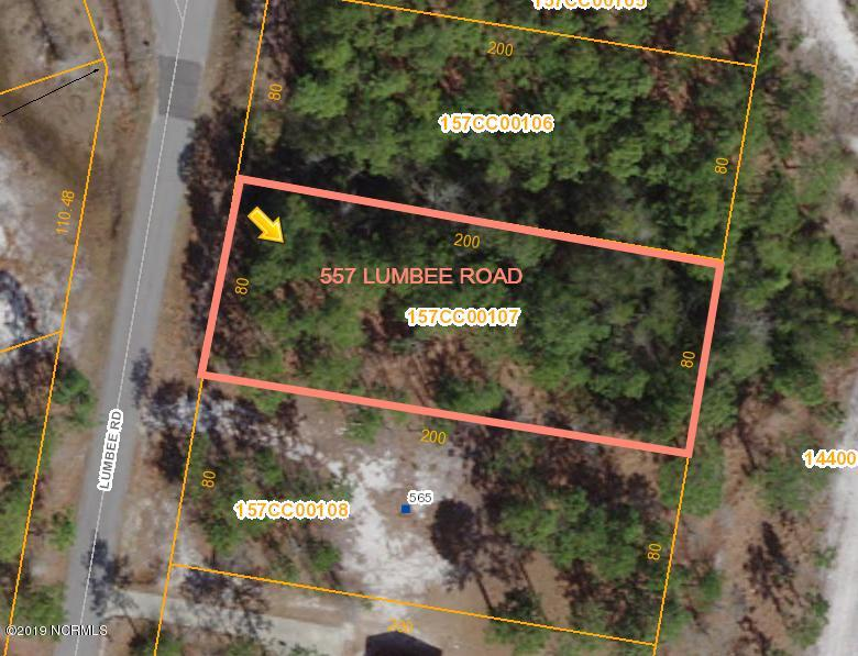 557 Lumbee Road, Boiling Spring Lakes, North Carolina 28461, ,Residential land,For sale,Lumbee,100189077