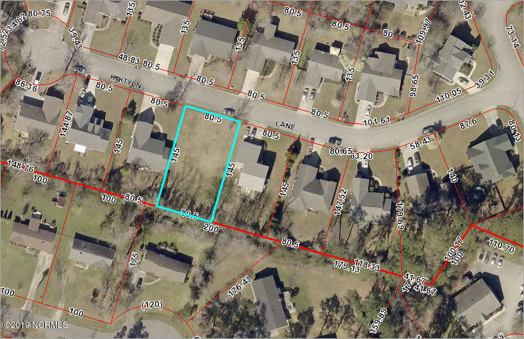 111 Kaitlyn Lane, New Bern, North Carolina 28562, ,Residential land,For sale,Kaitlyn,100185640