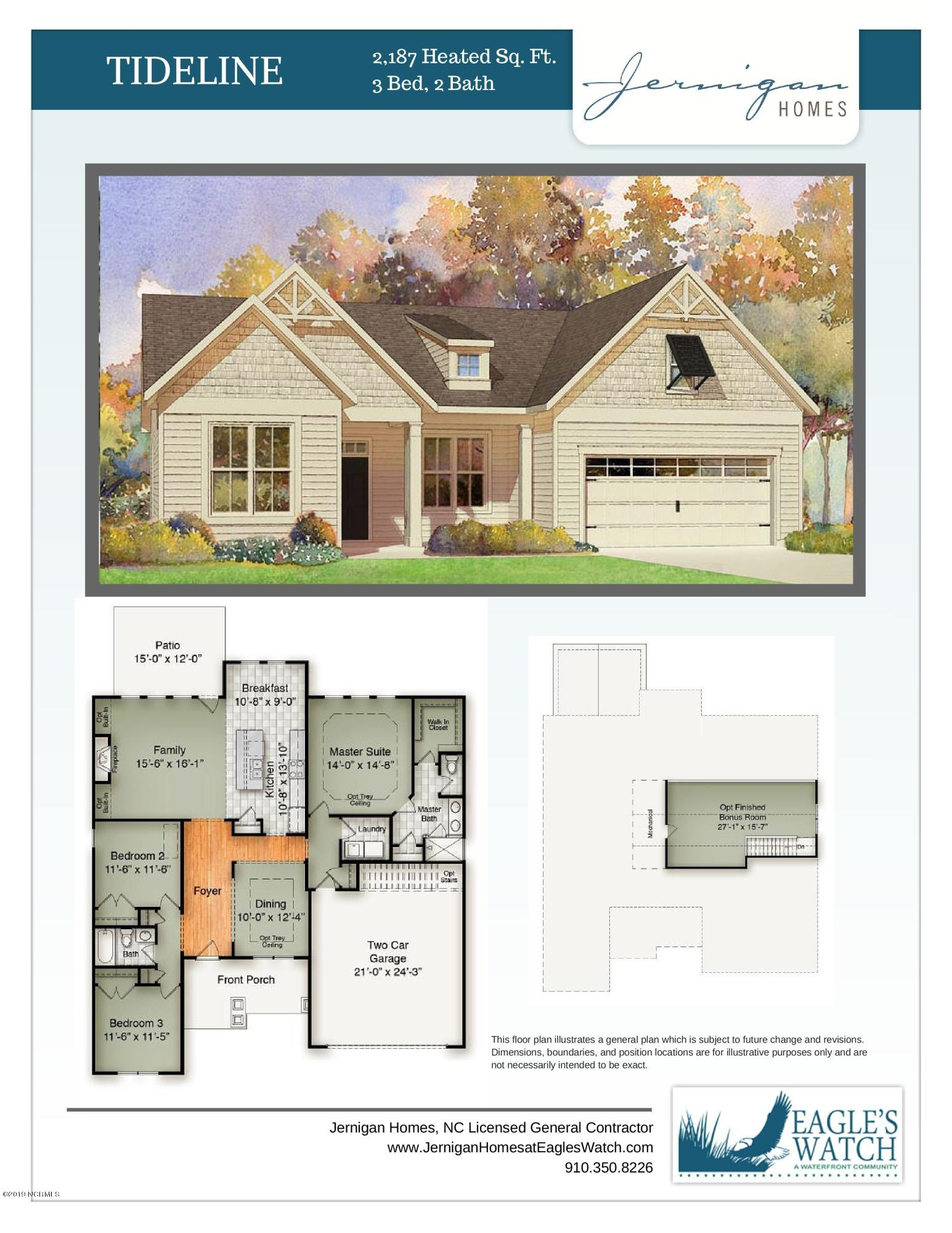 Lot 124 Aster Place, Hampstead, North Carolina 28443, ,Residential land,For sale,Aster,100188669