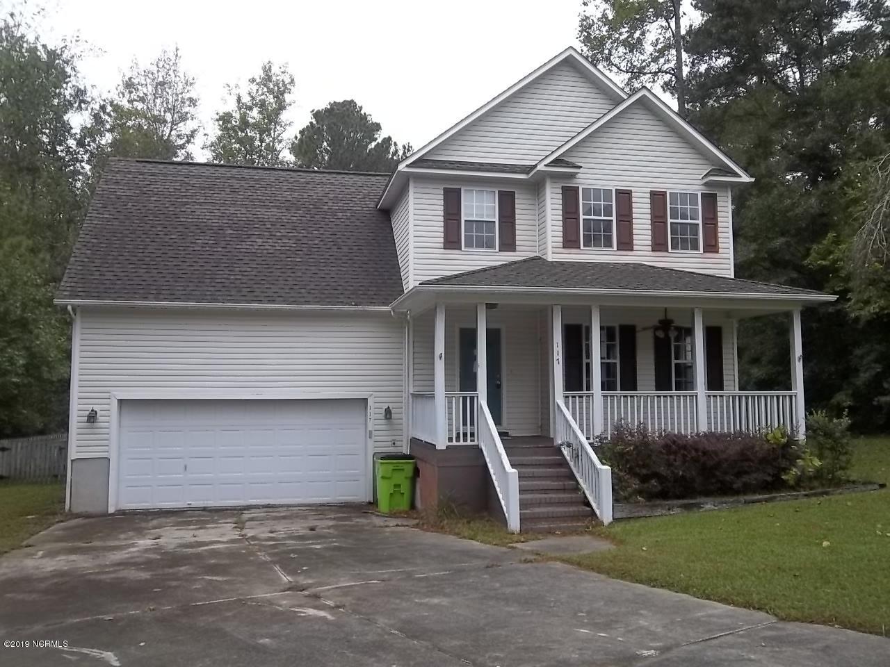 117 Lee K Allen Drive, Havelock, North Carolina 28532, 4 Bedrooms Bedrooms, 7 Rooms Rooms,2 BathroomsBathrooms,Single family residence,For sale,Lee K Allen,100188029