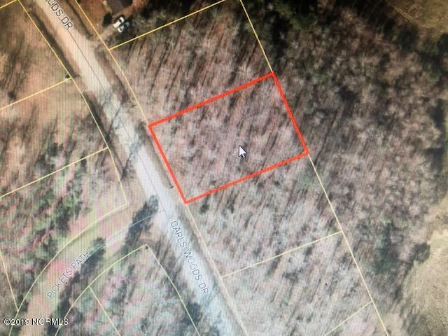 Lot 4 Carls Woods Drive, Pinetown, North Carolina 27865, ,Residential land,For sale,Carls Woods,100188675