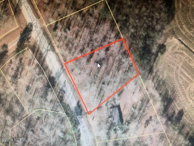 Lot 6 Carls Woods Drive, Pinetown, North Carolina 27865, ,Residential land,For sale,Carls Woods,100188689