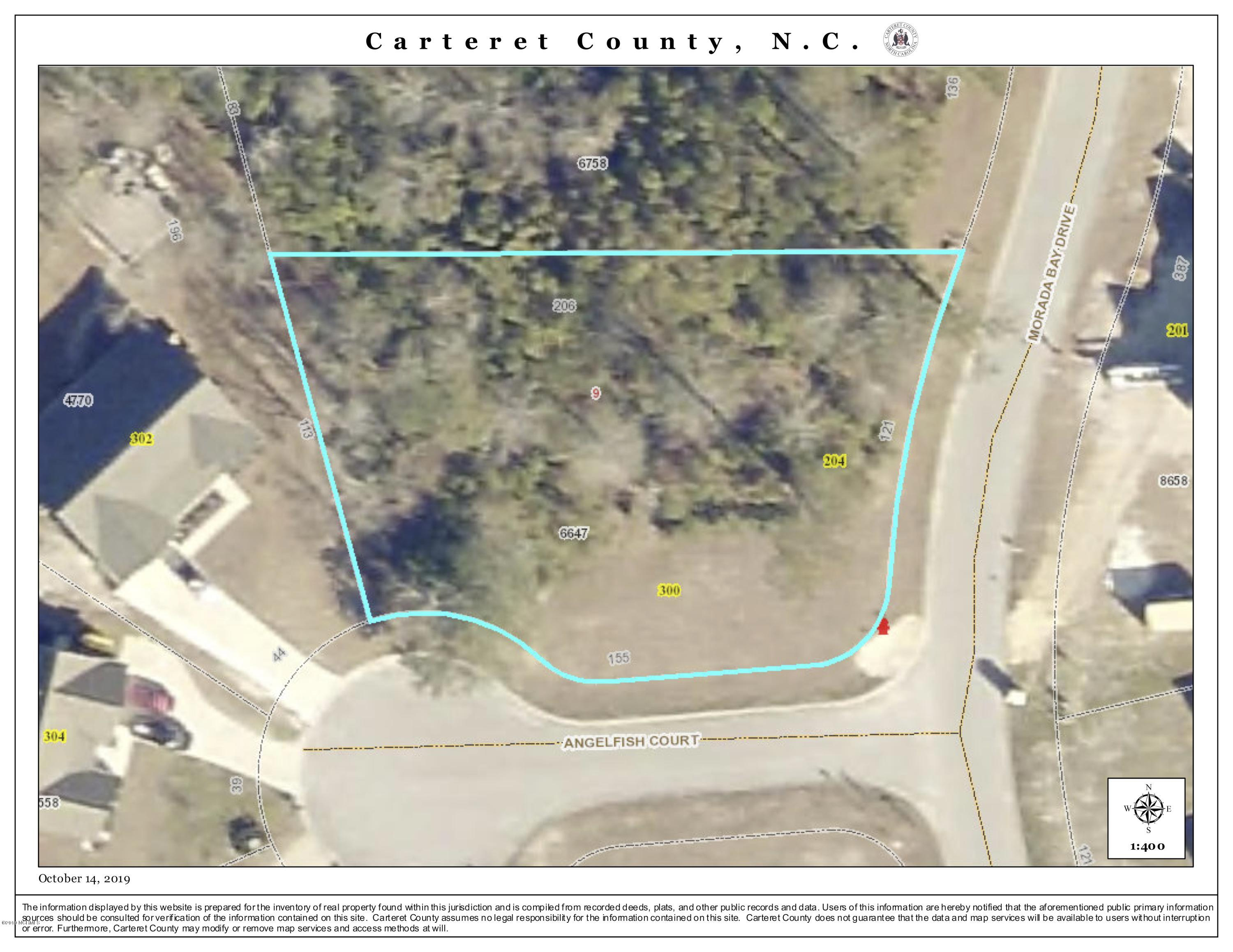 300 Angelfish Court, Newport, North Carolina 28570, ,Residential land,For sale,Angelfish,100178242