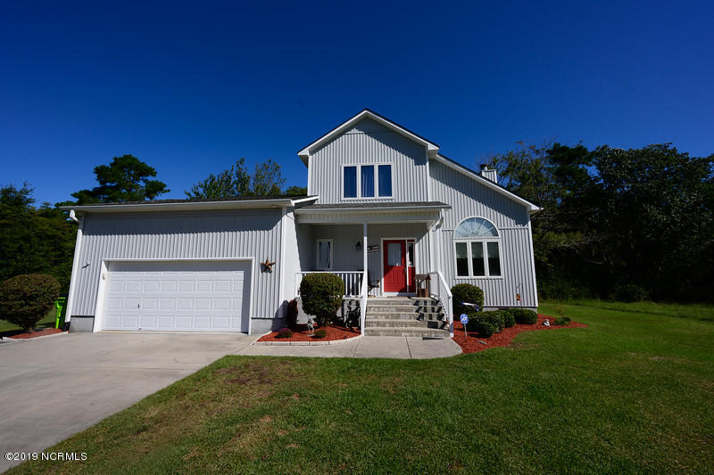 1618 Caracara Drive, New Bern, North Carolina 28560, 3 Bedrooms Bedrooms, 8 Rooms Rooms,2 BathroomsBathrooms,Single family residence,For sale,Caracara,100189670