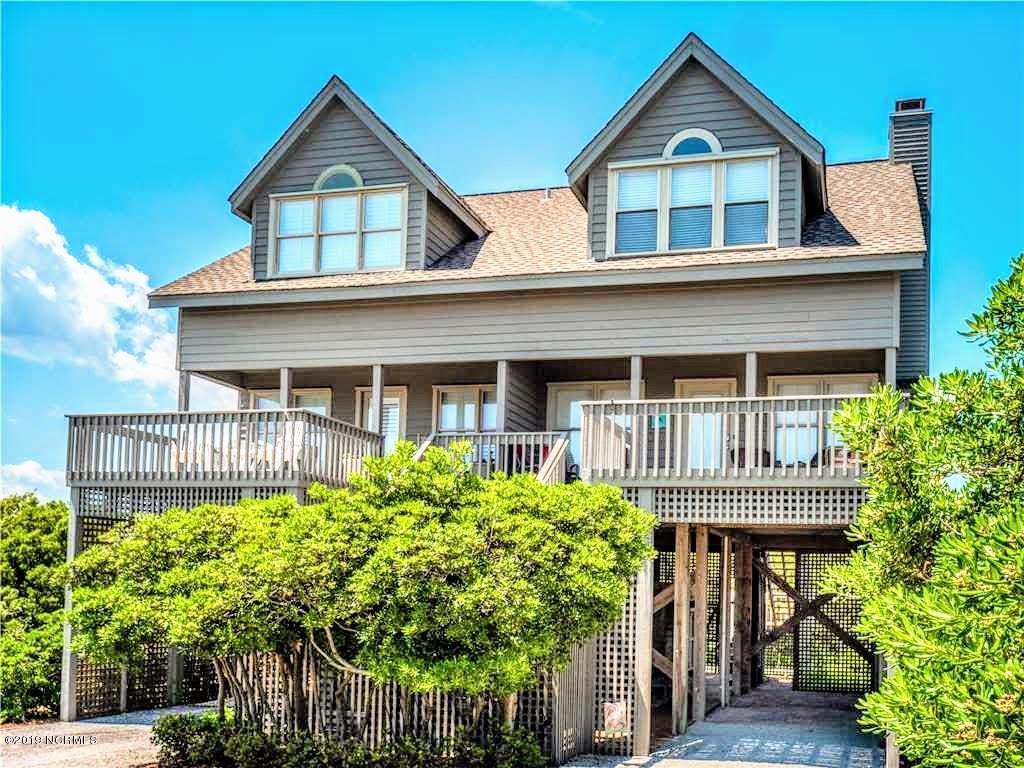 2104 Ocean Boulevard, Topsail Beach, North Carolina 28445, 2 Bedrooms Bedrooms, 5 Rooms Rooms,3 BathroomsBathrooms,Townhouse,For sale,Ocean,100189601