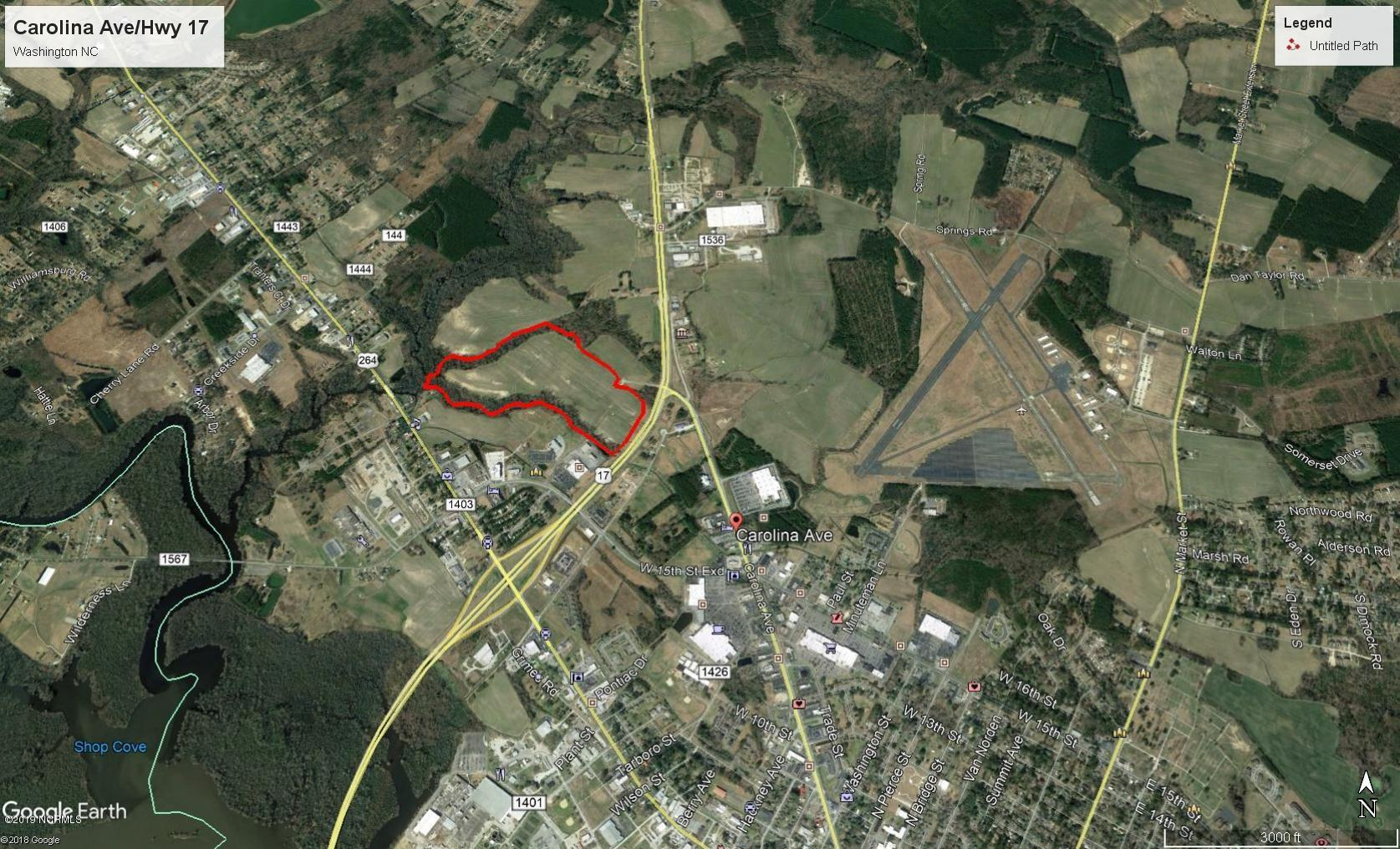 0 Us Hwy 17, Washington, North Carolina 27889, ,Mixed use,For sale,Us Hwy 17,100189908