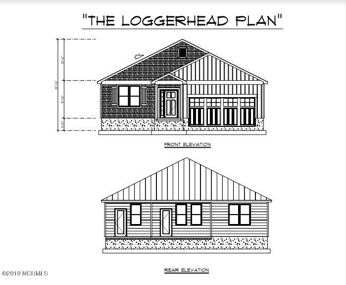 one of 4 floor plans