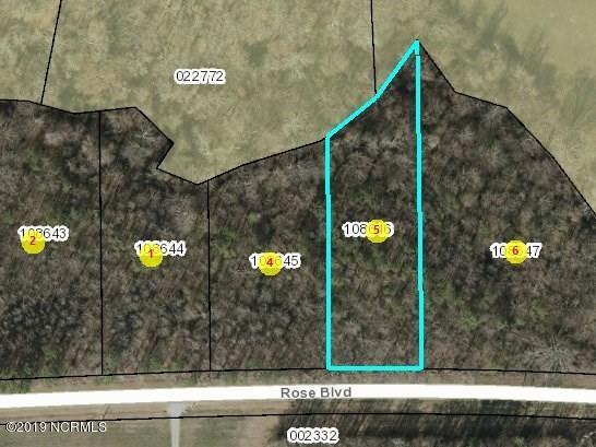 Lot 12 Rose Boulevard, Nashville, North Carolina 27856, ,Residential land,For sale,Rose,100147609