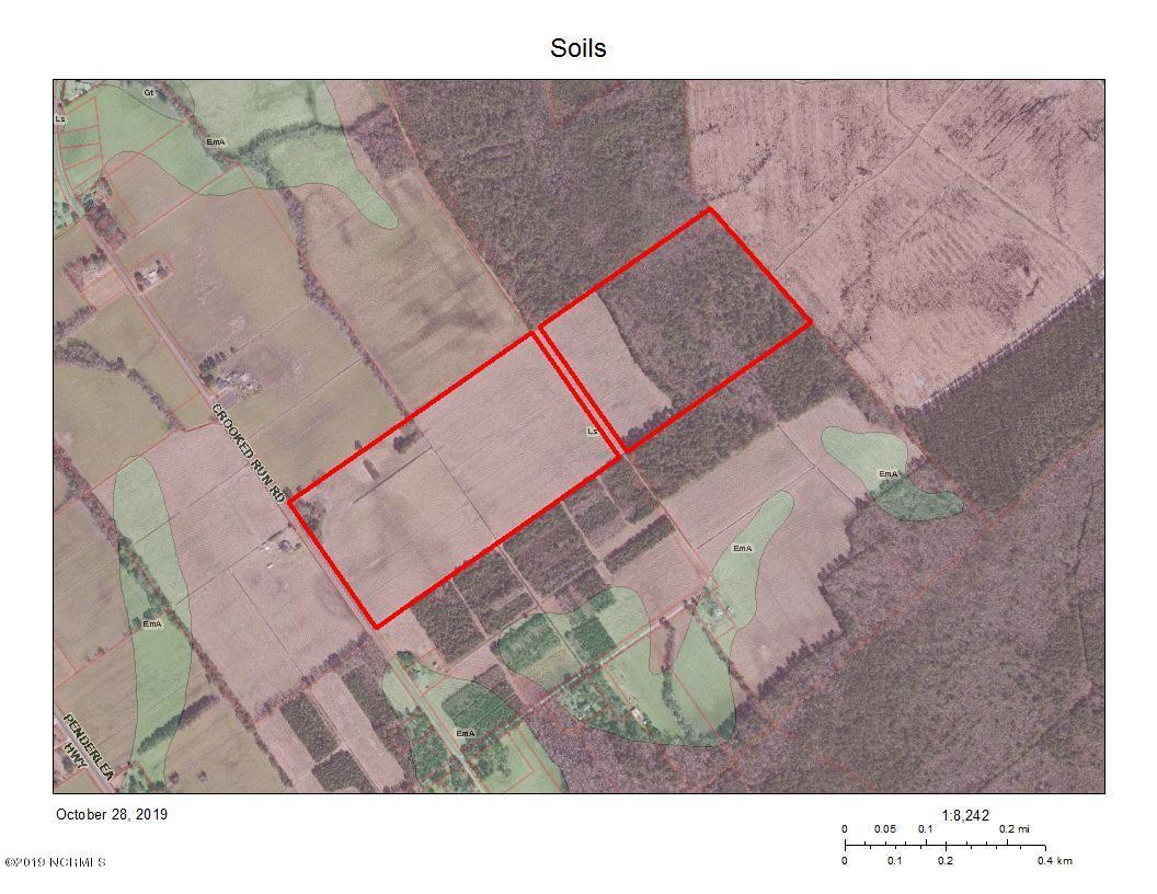 78ac Crooked Run Road, Willard, North Carolina 28478, ,Agriculture,For sale,Crooked Run,100190698