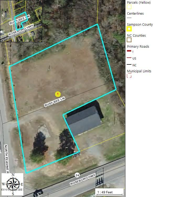 0 Busy Bee Lane, Clinton, North Carolina 28328, ,Commercial/industrial,For sale,Busy Bee,100191349