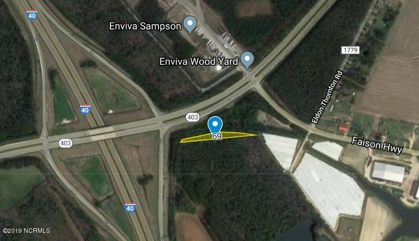 0 Us 117 Connector, Faison, North Carolina 28341, ,Undeveloped,For sale,Us 117 Connector,100195645