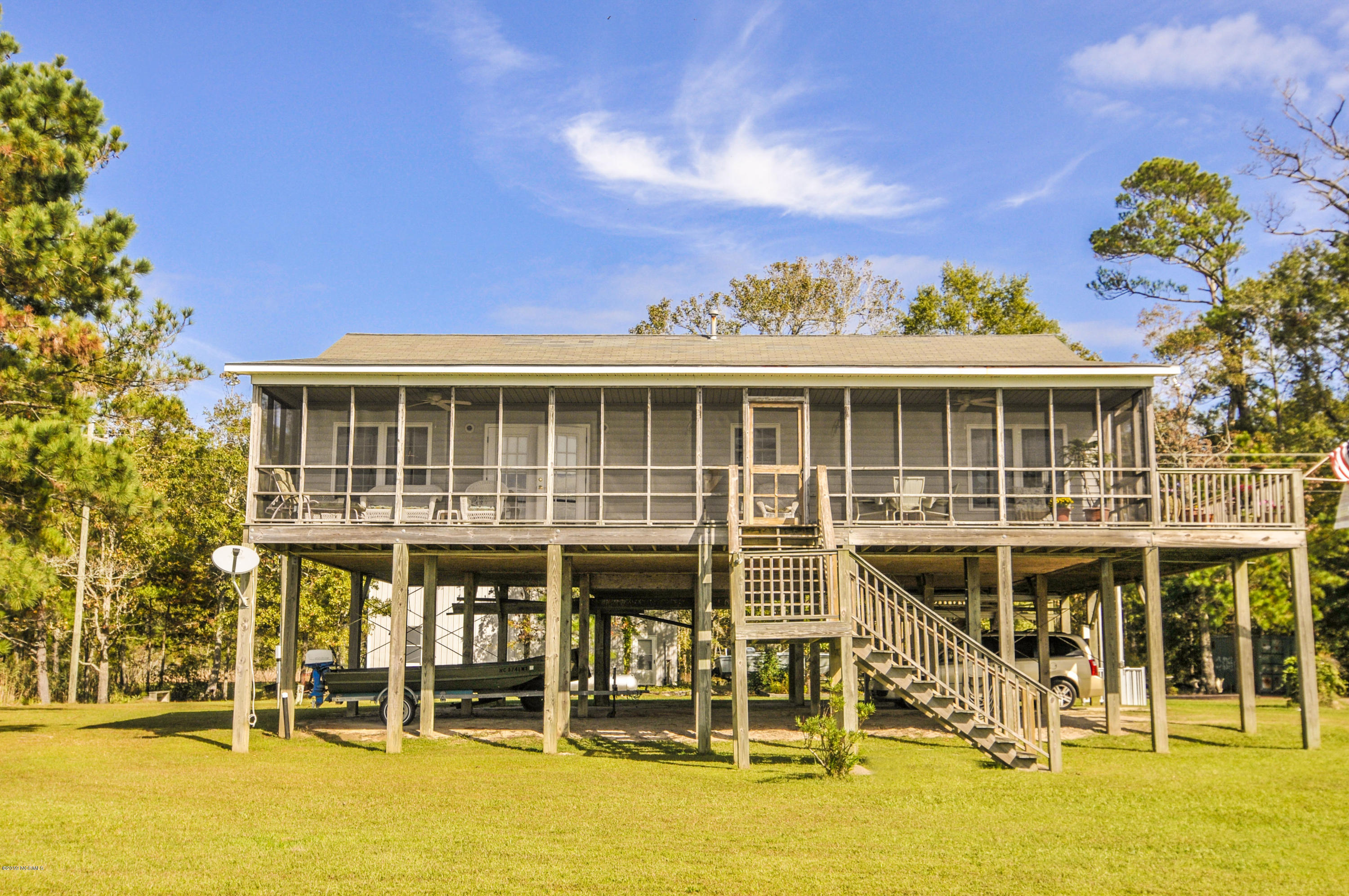 Property for sale at 1625 Old Pamlico Beach Road, Belhaven,  North Carolina 27810