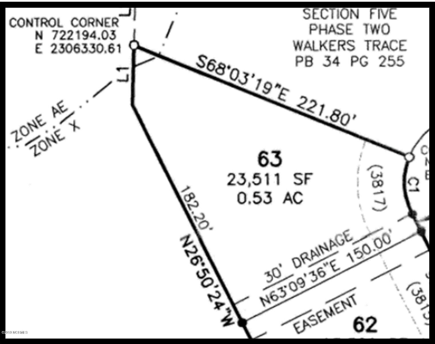 3817 Ramblewood Hill Drive, Wilson, North Carolina 27893, ,Residential land,For sale,Ramblewood Hill,100193485