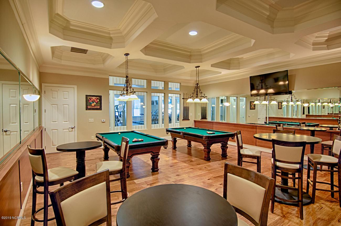 Billiard/Ping Pong Room.