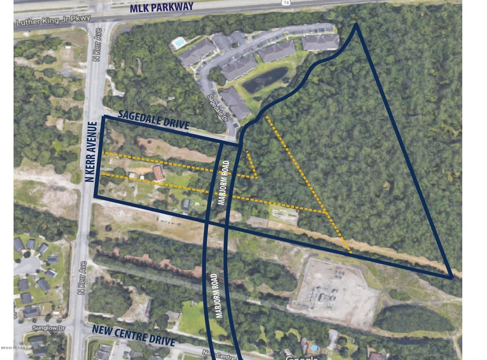 818 Kerr Avenue, Wilmington, North Carolina 28405, ,Residential land,For sale,Kerr,100193786