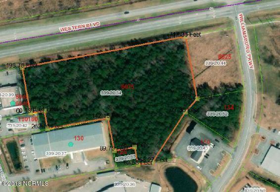000 Western Boulevard, Jacksonville, North Carolina 28546, ,For sale,Western,100193843