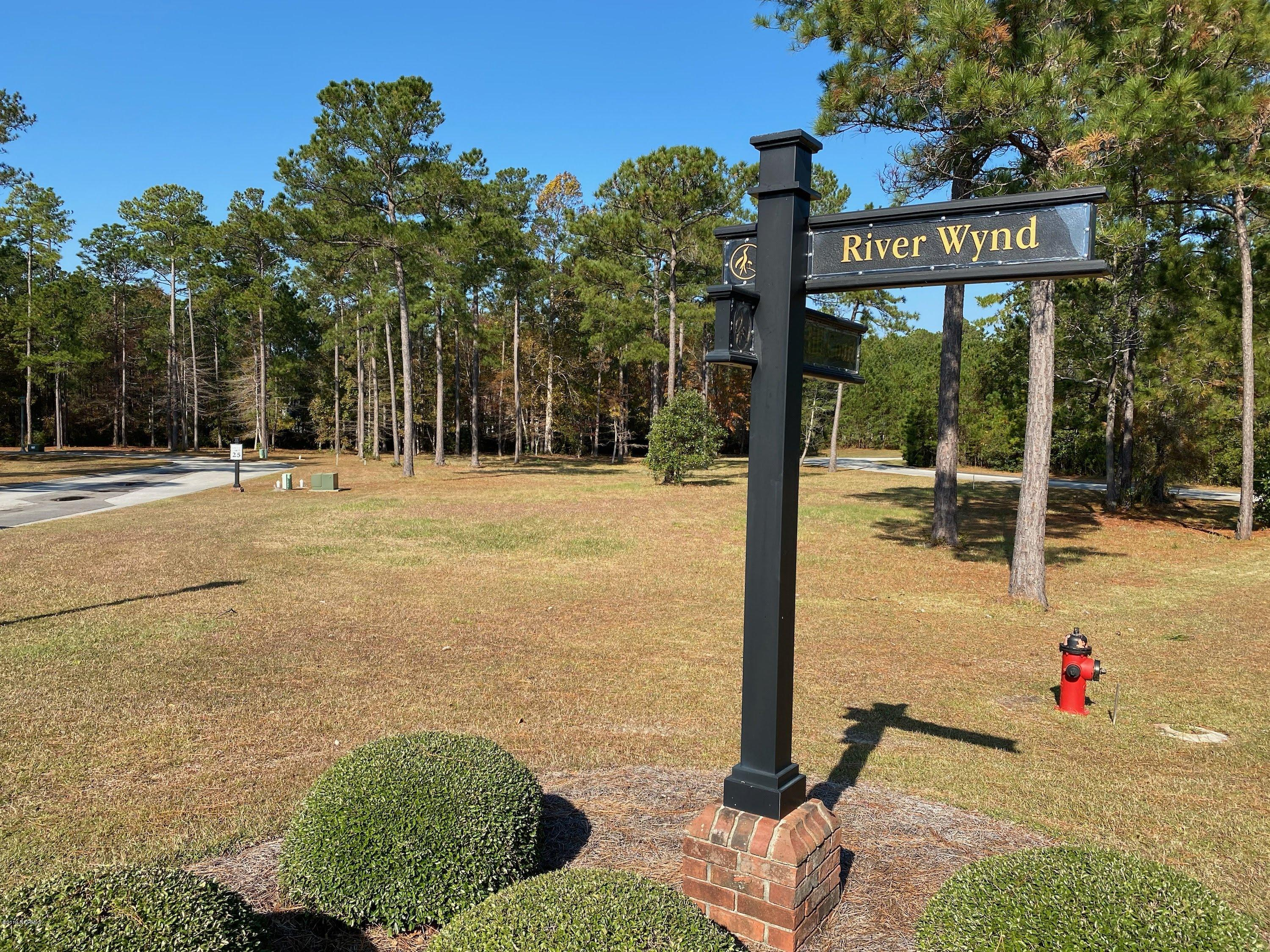 322 River Wynd Drive, Shallotte, North Carolina 28470, ,Residential land,For sale,River Wynd,100193982