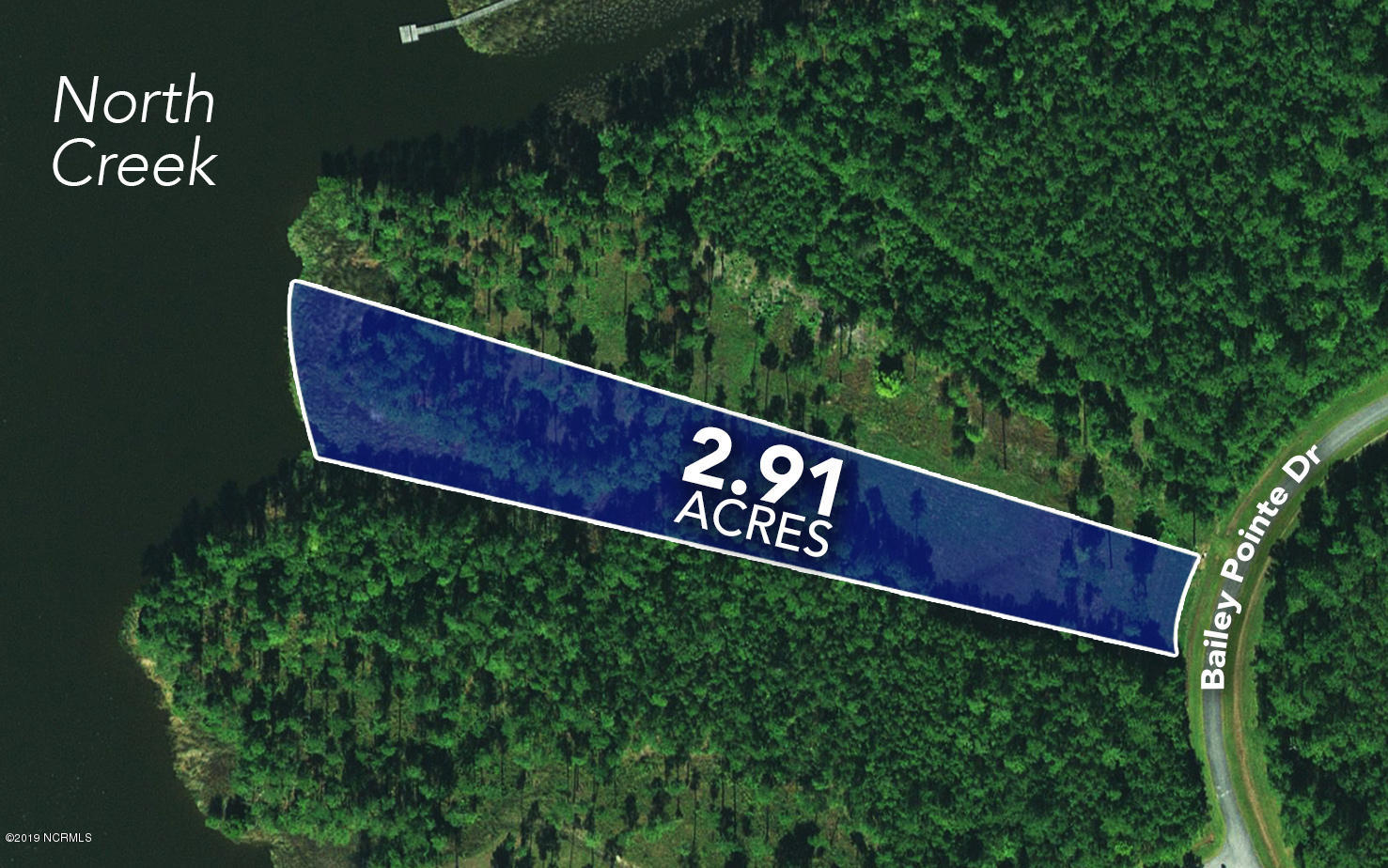 Lot 73 Bailey Pointe Drive, Belhaven, North Carolina 27810, ,Residential land,For sale,Bailey Pointe,100194600