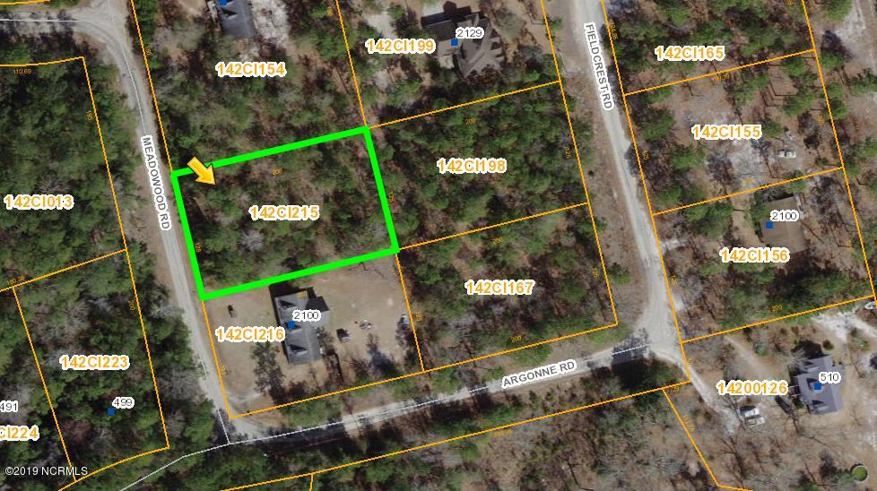 97 Meadowood Road, Boiling Spring Lakes, North Carolina 28461, ,Residential land,For sale,Meadowood,100197061