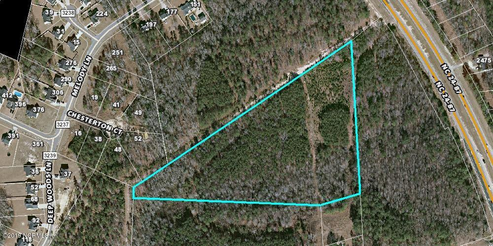 Tract 2 Nc 24-87 Highway, Cameron, North Carolina 28326, ,Undeveloped,For sale,Nc 24-87,100195045