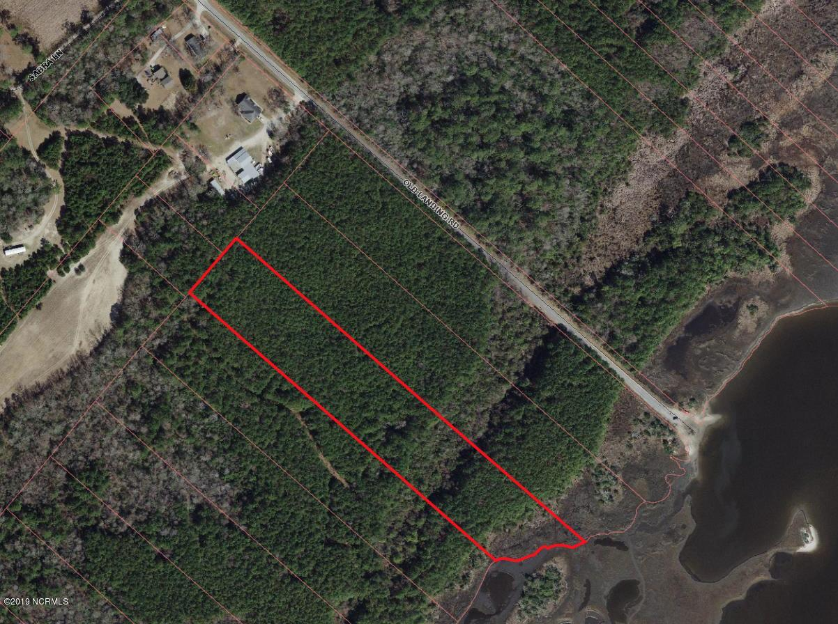Tract 12 Old Landing Road, Hampstead, North Carolina 28443, ,Wooded,For sale,Old Landing,100195053