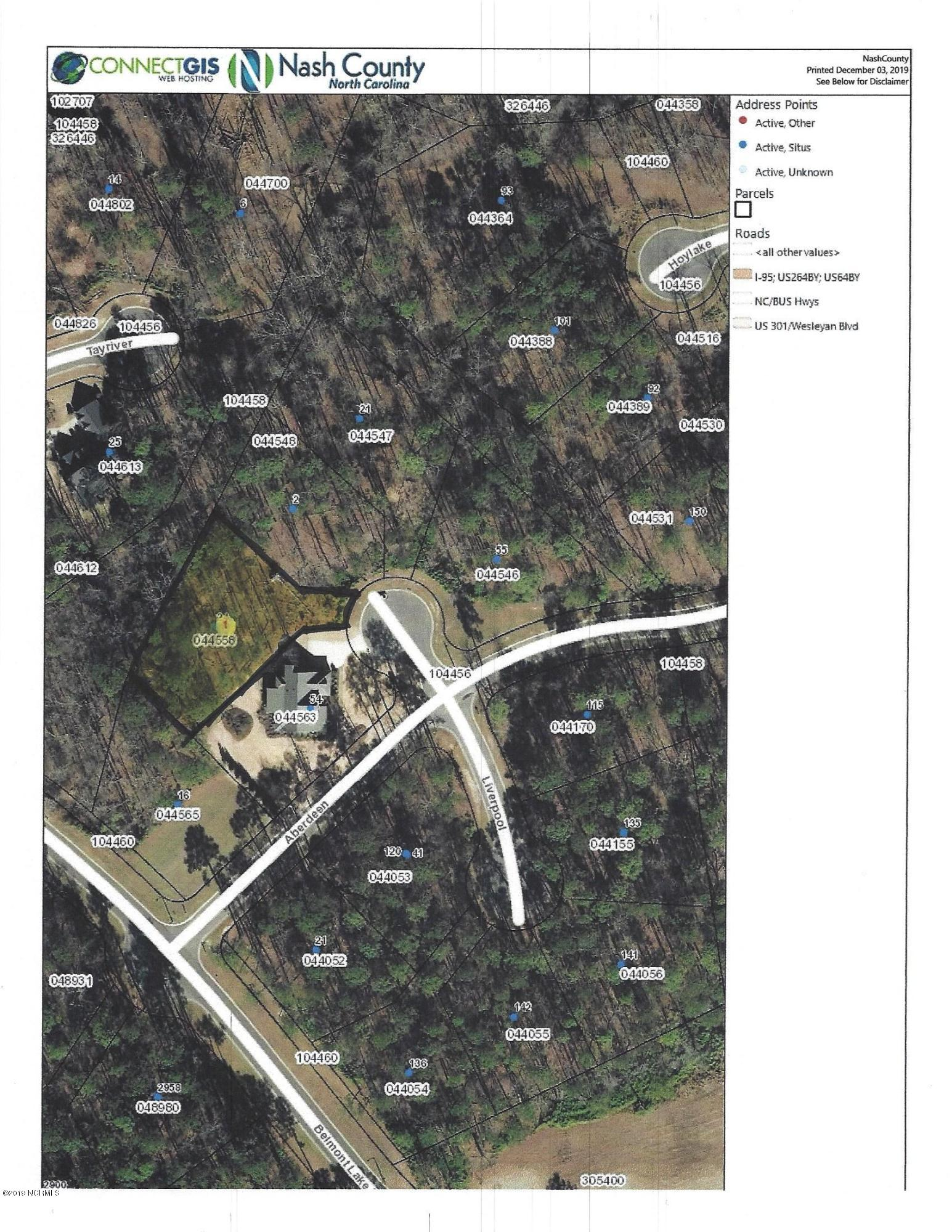24 Liverpool, Rocky Mount, North Carolina 27804, ,Residential land,For sale,Liverpool,100195229