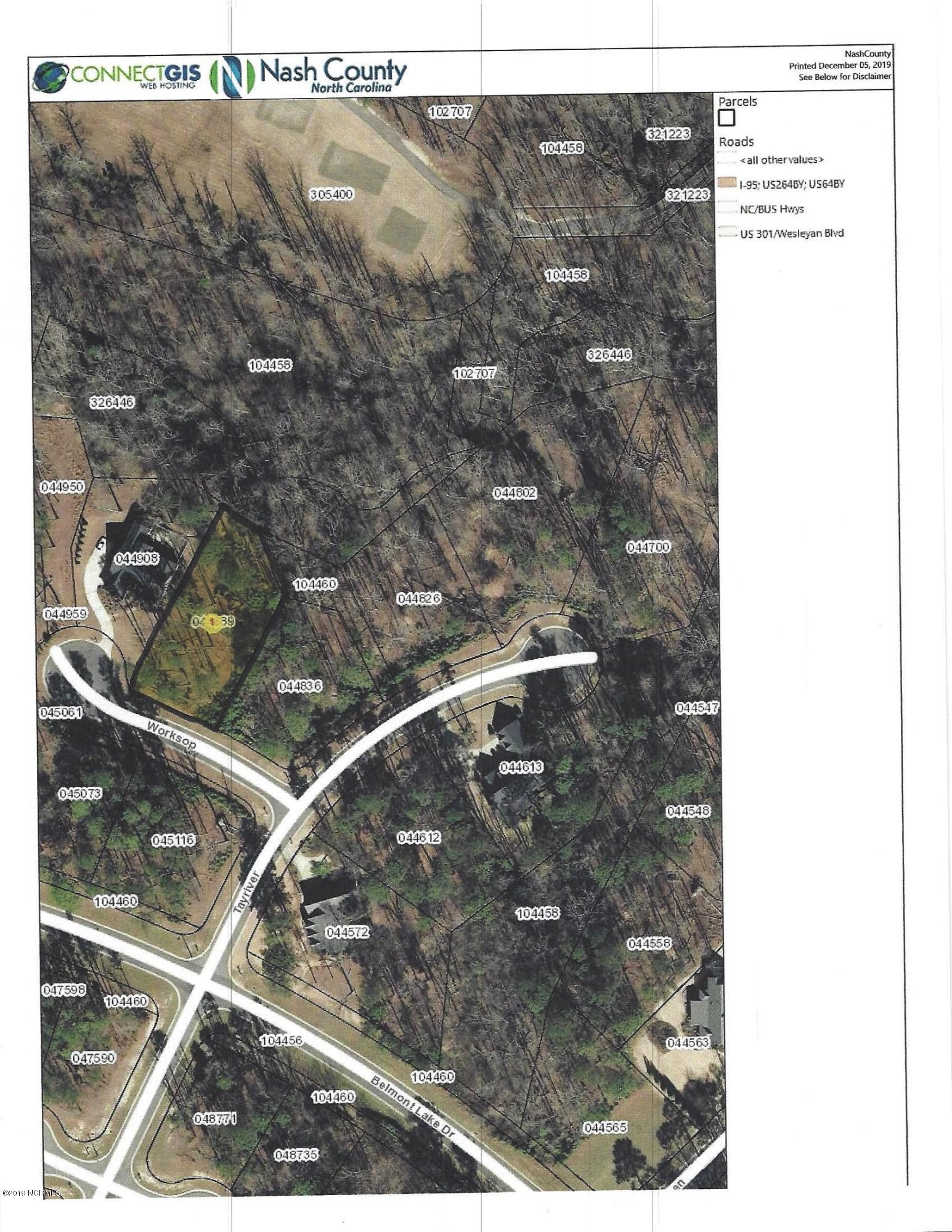 35 Worksop, Rocky Mount, North Carolina 27804, ,Residential land,For sale,Worksop,100196105