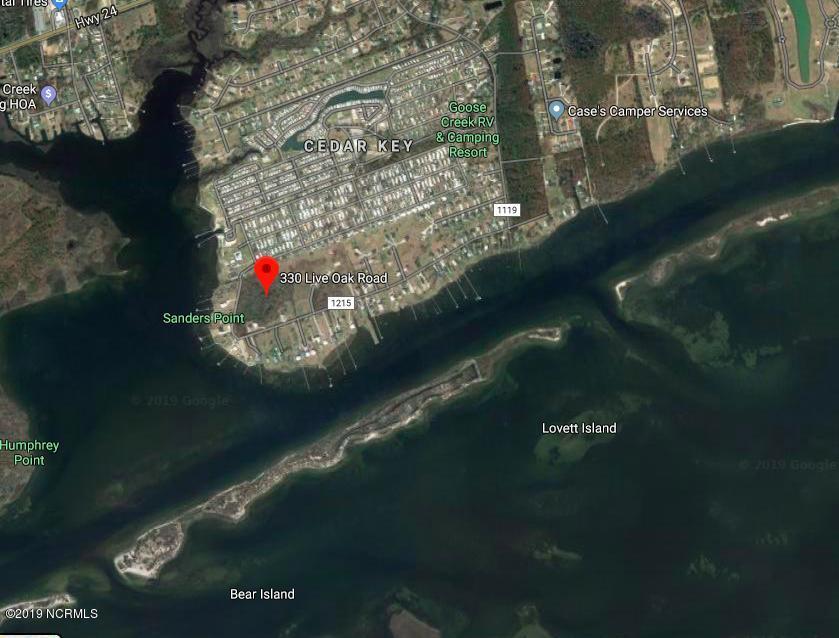 330 Live Oak Road, Newport, North Carolina 28570, ,Residential land,For sale,Live Oak,100195529