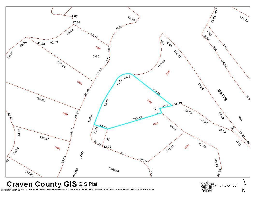 125 Hawks Pond Road, New Bern, North Carolina 28562, ,Recreation,For sale,Hawks Pond,100195701