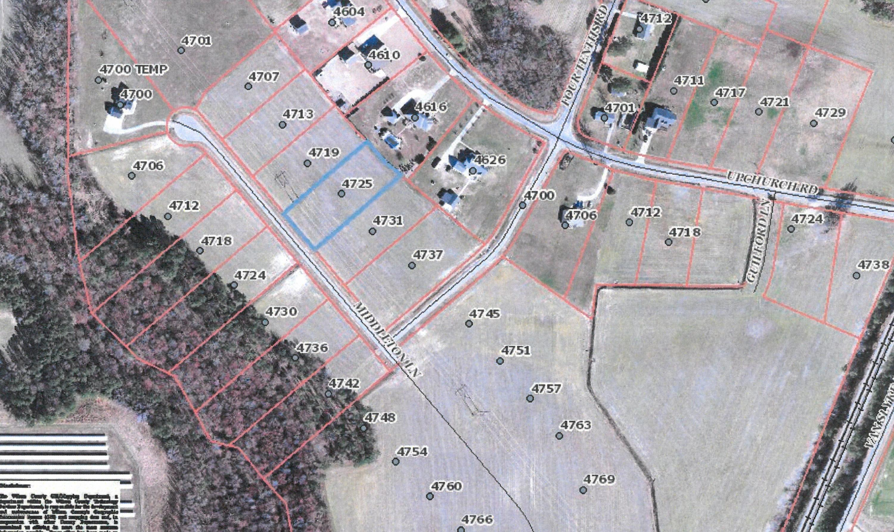 4712 Upchurch Road, Elm City, North Carolina 27822, ,Residential land,For sale,Upchurch,100196101