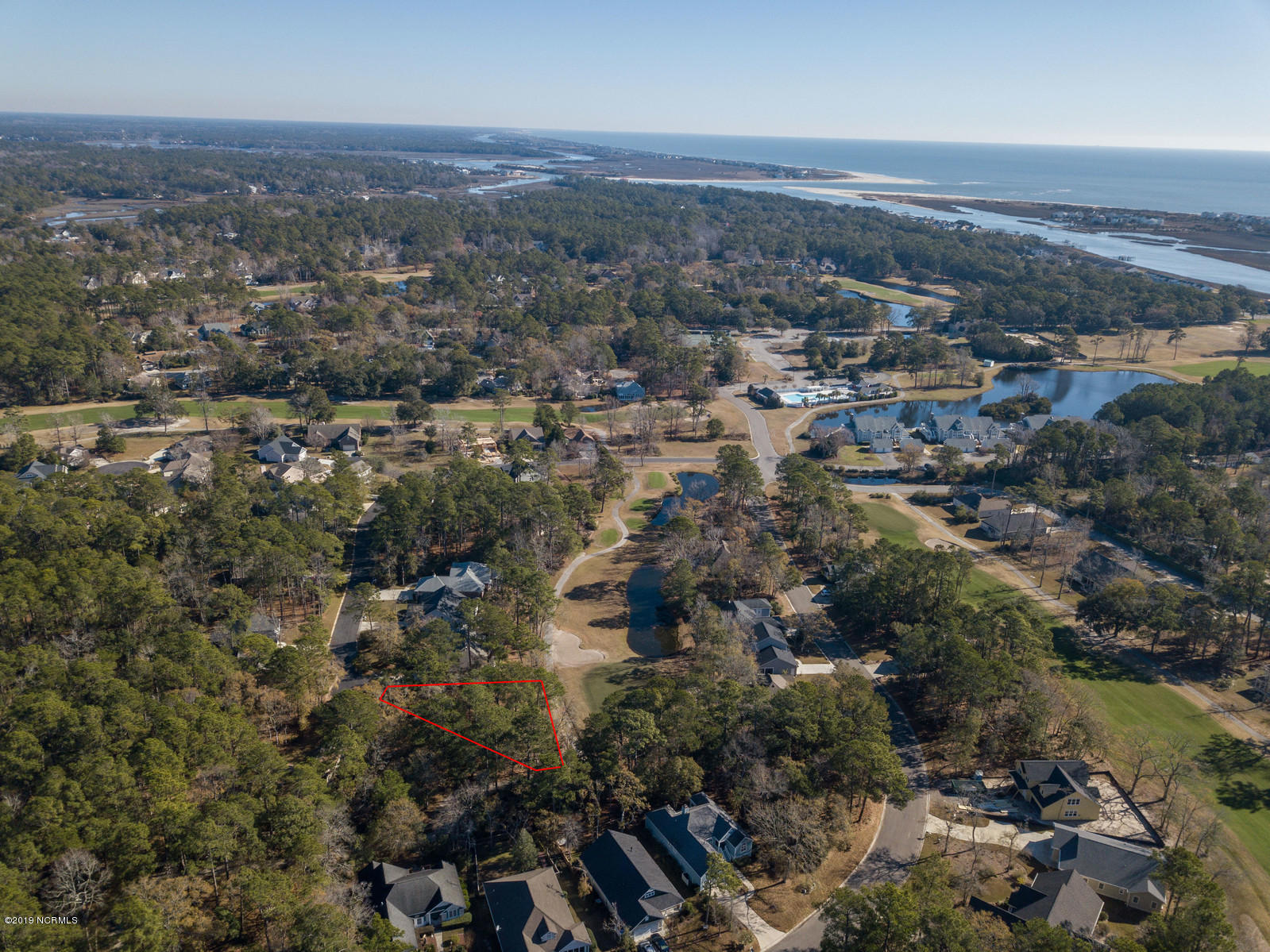 1643 Deerfield Drive, Ocean Isle Beach, North Carolina 28469, ,Residential land,For sale,Deerfield,100197206