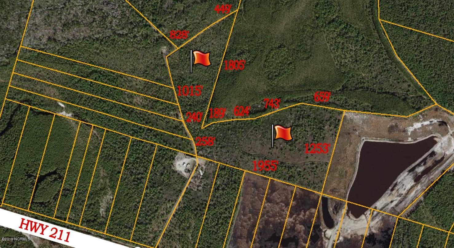 63.22acres Hwy 211, Southport, North Carolina 28461, ,Residential land,For sale,Hwy 211,100108416