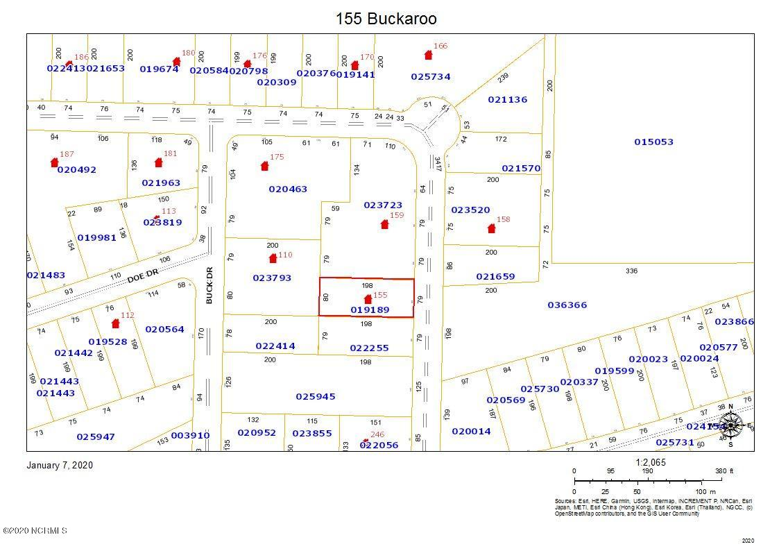 155 Buckaroo Drive, Louisburg, North Carolina 27549, ,Residential land,For sale,Buckaroo,100198481