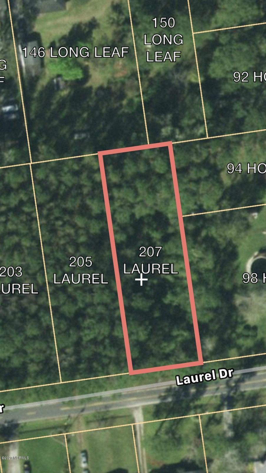 207 Laurel Drive, Wilmington, North Carolina 28401, ,Residential land,For sale,Laurel,100199382