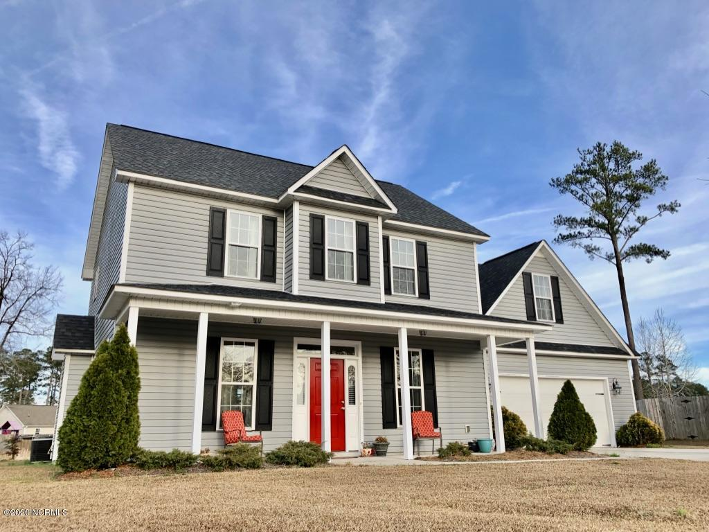 3204 Buttercup Court, New Bern, North Carolina 28562, 4 Bedrooms Bedrooms, 7 Rooms Rooms,2 BathroomsBathrooms,Single family residence,For sale,Buttercup,100199091