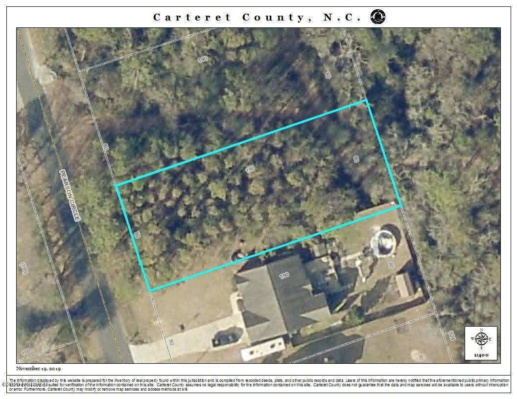 610 Pearson Circle, Newport, North Carolina 28570, ,Residential land,For sale,Pearson,100199835